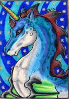 Bless Water ACEO by Rianne2k8