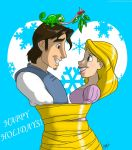 A Tangled christmas by Aeolus06