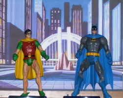 dcuc superfriends batman robin by nightwing70