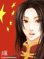 APH - China Wang Yao-2 by astridyue