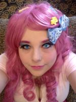 My Pinkie Pie cosplay by Squee-the-Cupcake