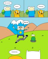 Adventure time with J.V. and G.P.!?!? by jonatav007
