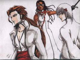 Gender swap Bleach by StrawberryLoveAlways