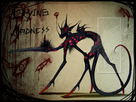 Crying Madness Vuu'taght by Shanol