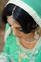 The bride - V by ahmedwkhan