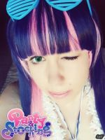 Preview de cosplay Stocking by SaFHina