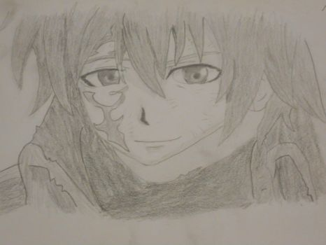 Jellal Fernandes {Reference Drawing} by ElfLordofTime