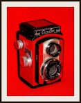 Red Ciro Flex TLR by FallisPhoto