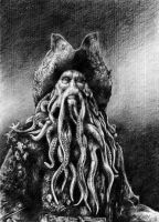 Davy Jones by ozgurcanartan