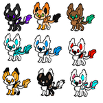 Griffin Adopts by DesireeWolfe001