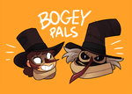 Bogey Pals by Enkaaay