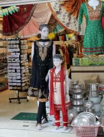 Indian Mannequins by joelshine-stock