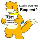 RST Request Anyone? by Gondor234