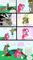 DiscoPie comic by HareTrinity
