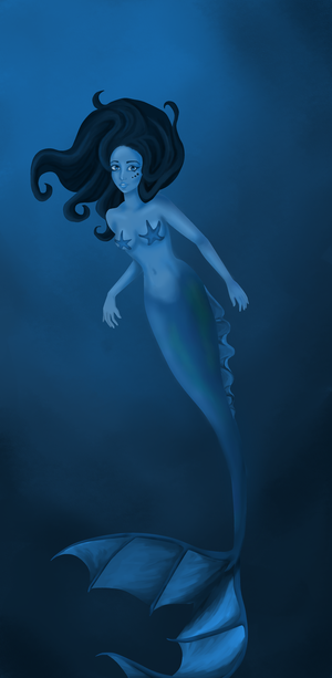The Mermaid *second version*