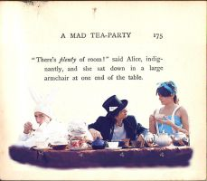 Mad Tea Party by johnberd