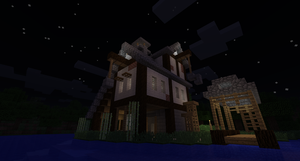 Minecraft - House by TheNose90