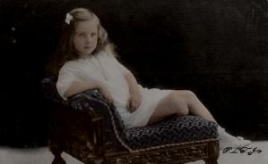 Princess Ileana around 1913 by Linnea-Rose