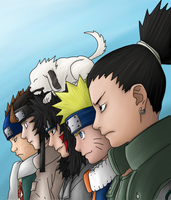 Sasuke Rescue Team. by MissMondayMourning