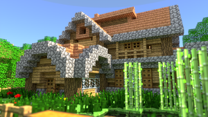 Pandaloona_Jable's house by Terraben