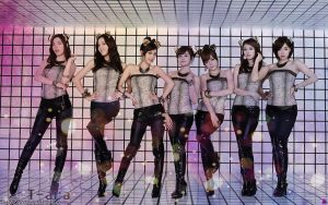 T-ara - like a cat by Sweetkrystyna
