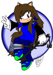 Sonic channel Natsume by ChibiKirbylover