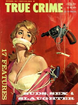 Detective LXI (Woman in Peril!) by Roadster1600