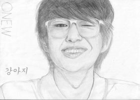 Onew by Vampiano