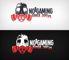 Logo for gaming - no1gaming by MYeSportdesign