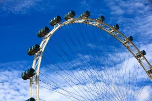 Singapore Flyer 1 by derrickheng