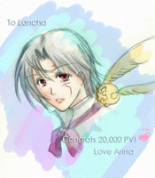 Allen Walker-Lancha's 20k by Arina-Shirakawa