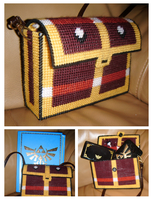 LOZ: Treasure Chest Bag by fruits-basket-head