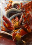 Happy Chinese New Year 2017 by Luches