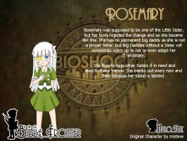 BF: Rosemary by Alice13th