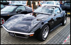 1970 Corvette Stingray by compaan-art