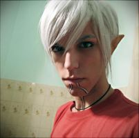 Fenris Instant Cosplay II by DarkyLeon
