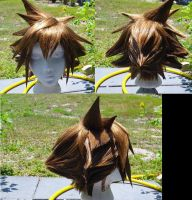 Sora Wig Comm by 0Charcoal0