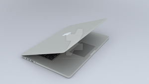 MacBook Pro Animation by blenderednelb