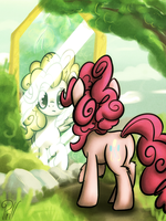 TMAC - Pinkie and Surprise by Pirill-Poveniy