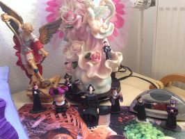 My Frollo figurine collection by yami0815