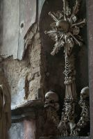 Ossuary at Sedlec 02 by pangloss
