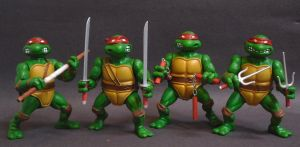 Teenage Mutant Ninja Turtles by Discogod