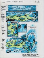 IDW TMNT Book Two Pg 17 by Kevineastman