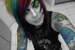 Dahvie Color Splash by TwilightCullenette