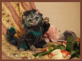 Cheshire cat by olllga81