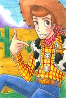 Howdy Cowboy by Aiko-Mustang