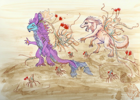 floodlings by Shadowmanic