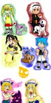 SE: Pkmn Masters? by freaky-anime-doodler