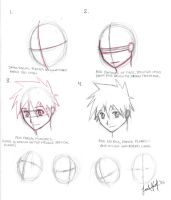 Head Drawing Tutorial? by Tiggstar
