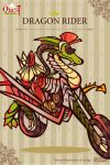 mofuwa_quest 10 DRAGON RIDER by mofuwa